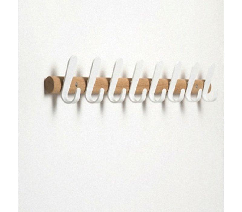 Sticks wandkapstok