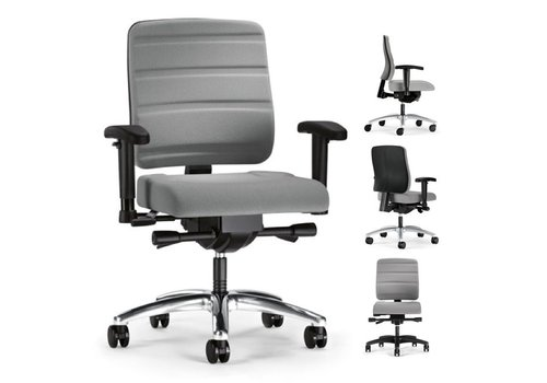 Prosedia Yourope PRO Bureaustoel lage rug