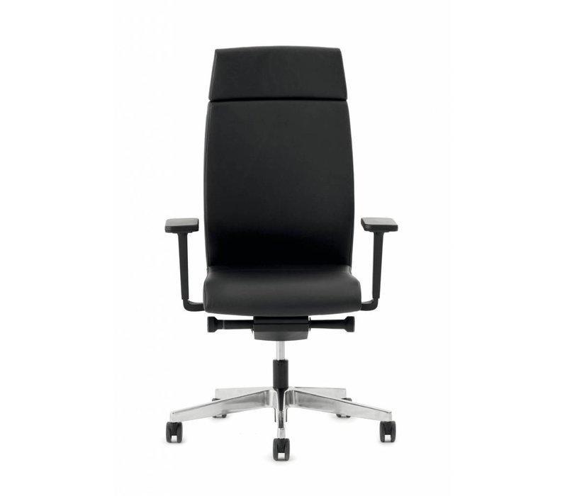 Luxe Leren Bureaustoel.Yos Enjoy De Luxe Bureaustoel Brand New Office