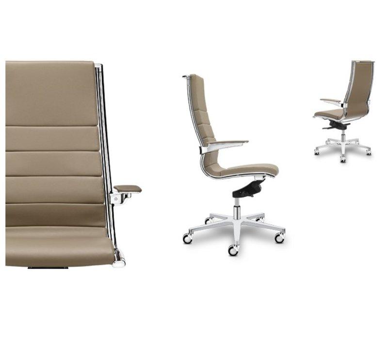 Sit-It directie bureaustoel - leder