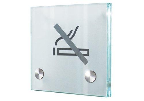 Sign Systems Cristallo deurbordje - 15h x 15b x 2,8d cm