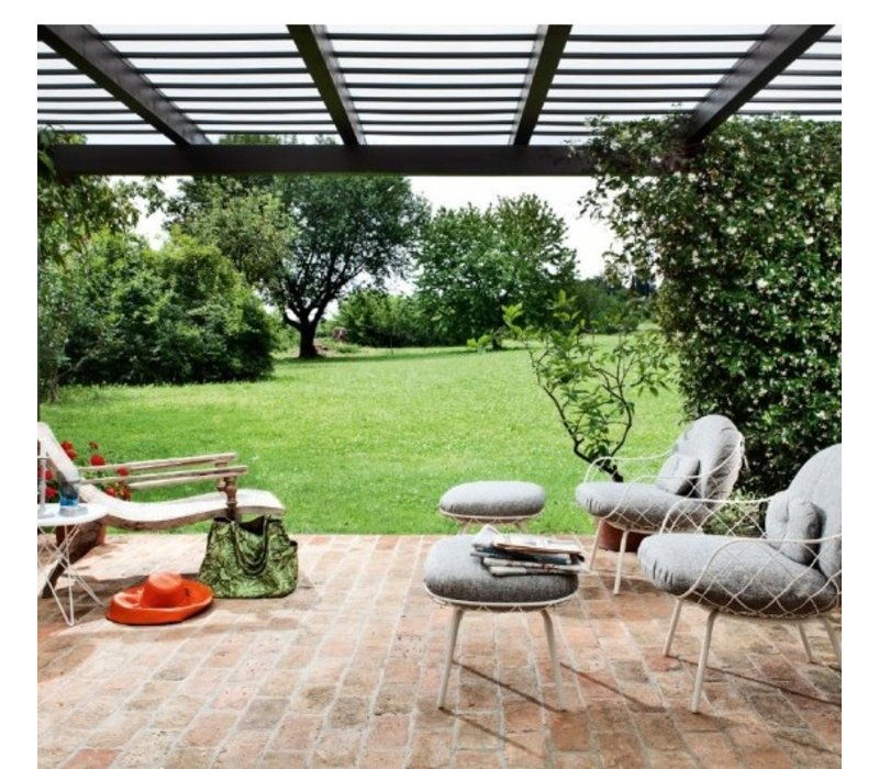 Pina low chair - Outdoor