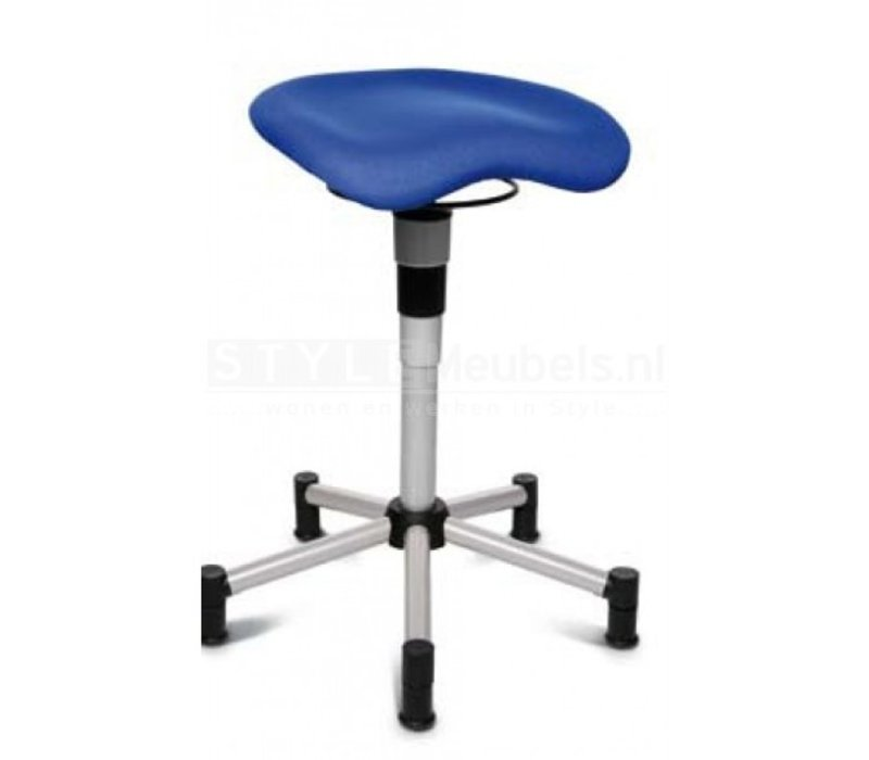 Sitness 30 sta-krukmet glijdoppen - zitkruk