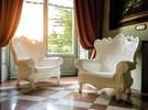 Queen of love fauteuil