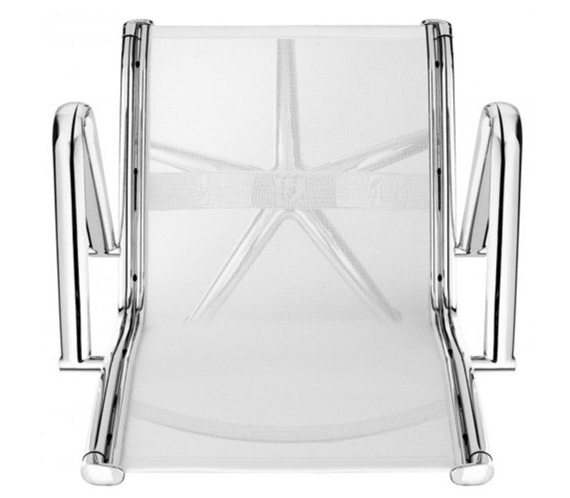 Ice meetingstoel met of zonder armleuning