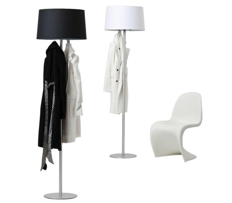 Coatlamp porte-manteau - lampadaire