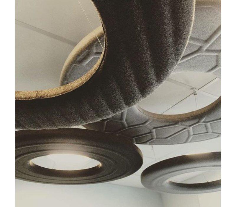 Buzzidonut wand-en plafondelementen