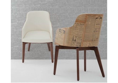 Riccardo Rivoli Marlene History chaise