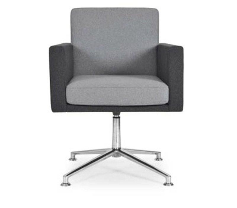 Pantarei stoel - ronde voet of ster voet