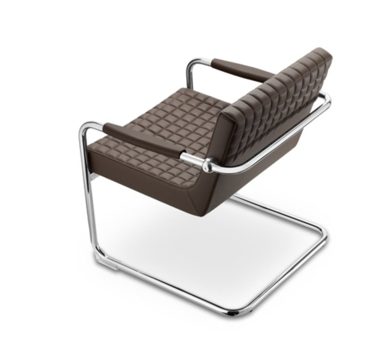 Retro meeting stoel