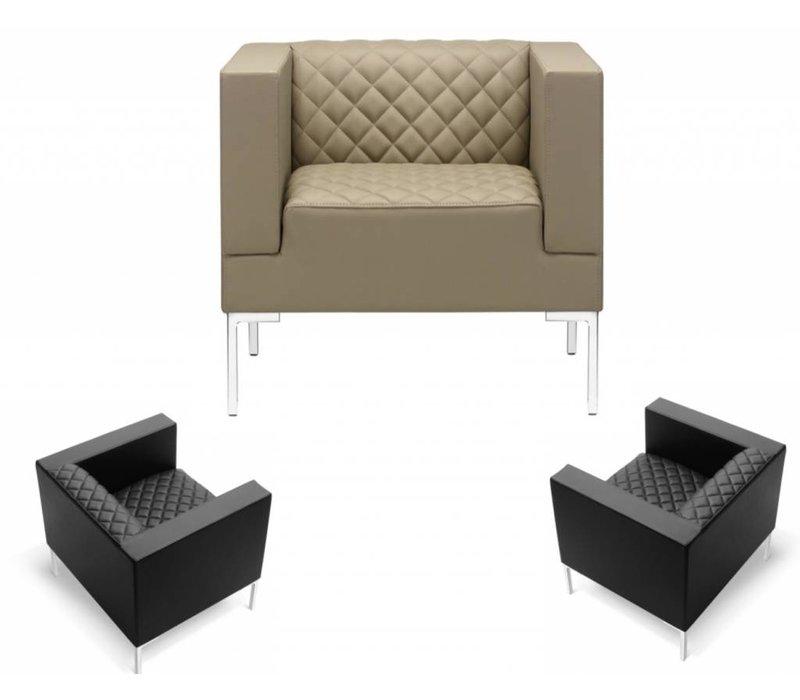 Matrix Matelassé fauteuil