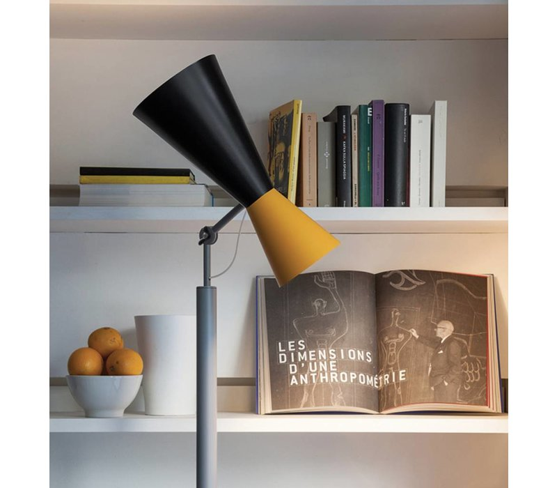 Parliament staande lamp