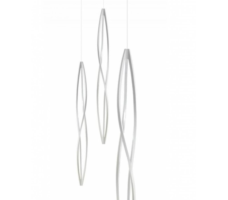 In the wind Vertical hanglamp