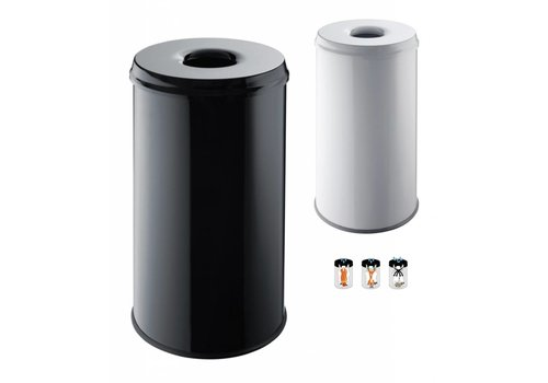 Helit Veiligheid afvalbak 50L