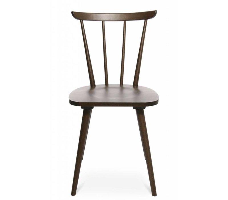 W-1960 Holz stoelen