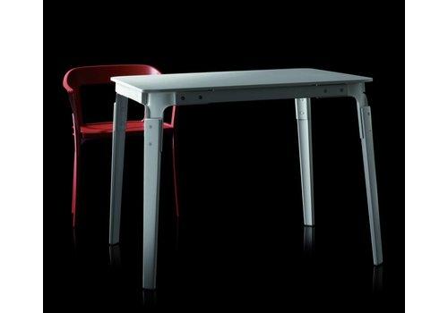 Magis Steelwood table 90cm