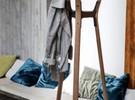 Steelwood kapstok in beuk(hout)