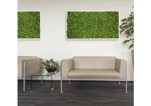 GreenOffice Khloé Mos-schilderijen akoestisch