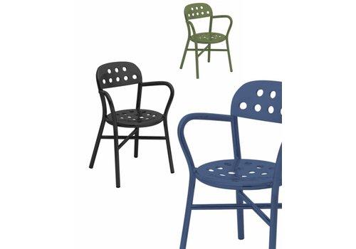 Magis Pipe Chair stoel met armleuning