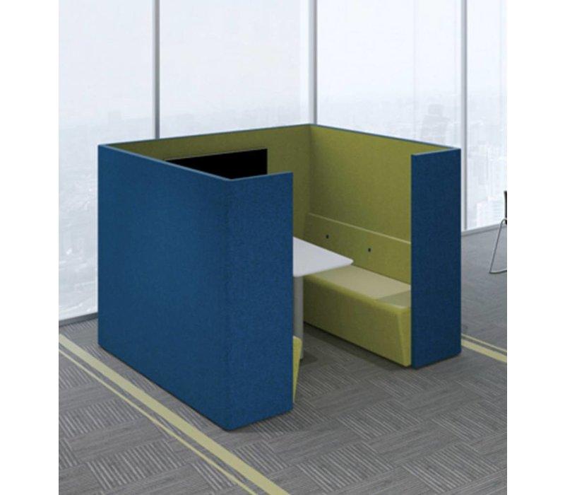 akoestische werkplek - The Hut