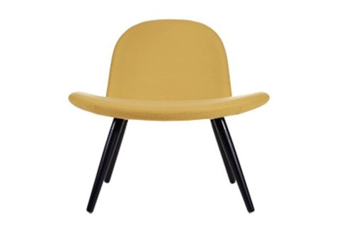 Softline Orlando Wood stoel