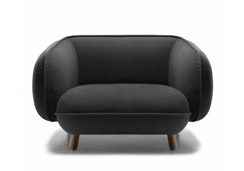 Bruunmunch Basset fauteuil