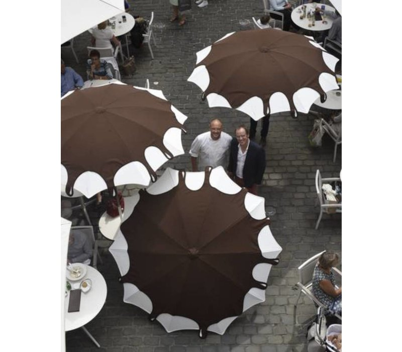 CHOCK-O-LAT parasol