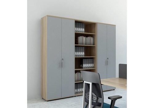 Polmarco Type armoire haute avec portes - 220H