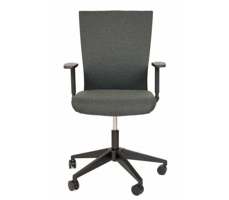 Medley bureaustoel met armleuning