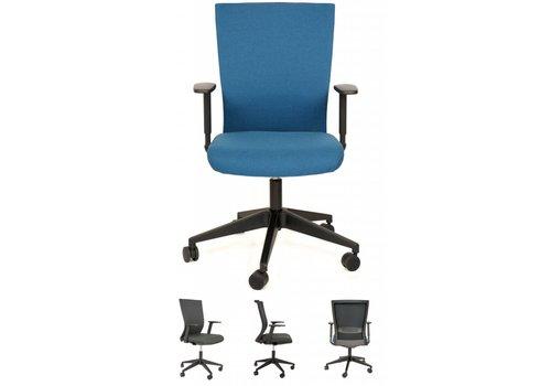 BNO Medley bureaustoel met armleuning