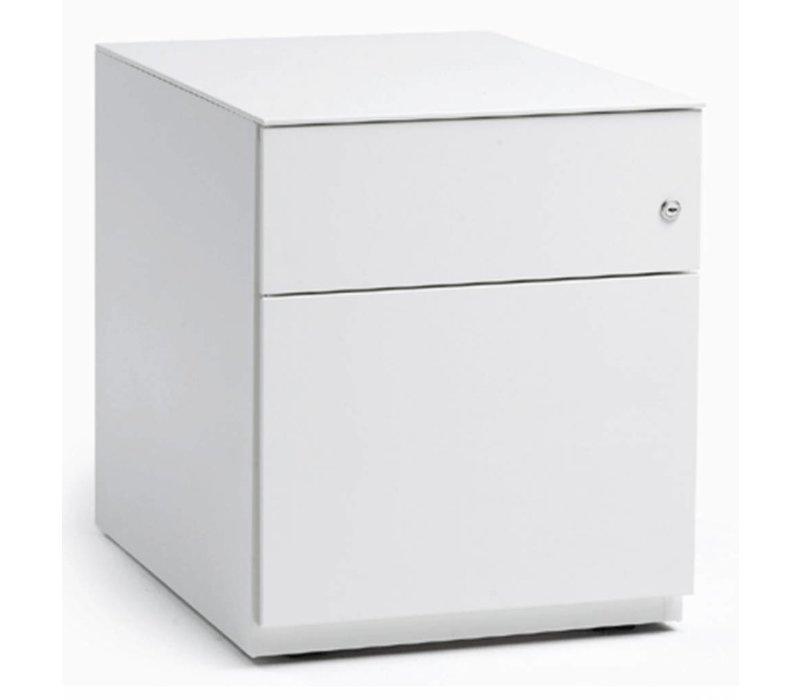 Uitgelezene Metalen ladeblok met hangmappen - Brand New Office OU-21