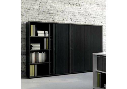 Mdd Basic armoire à rideaux haute