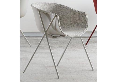 Ondarreta Bai chaise Mélange