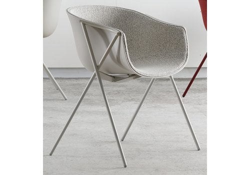 Ondarreta Bai chaise Trevira