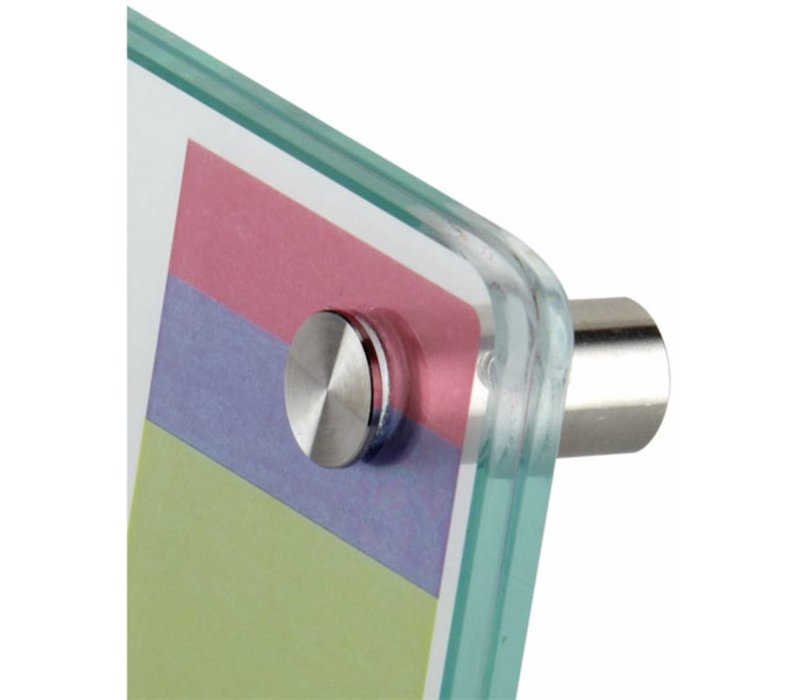 Cristallo Safe deurbord - 11b x 16h