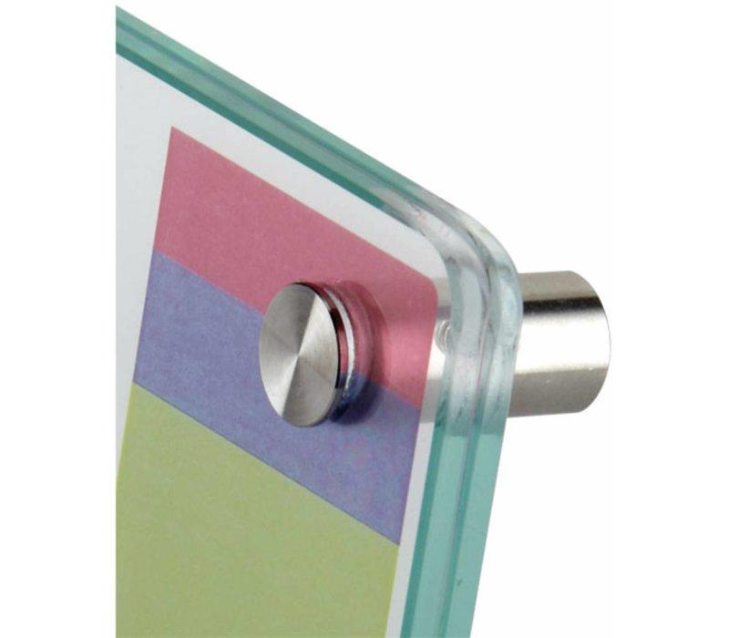 Cristallo Safe deurbord - A4