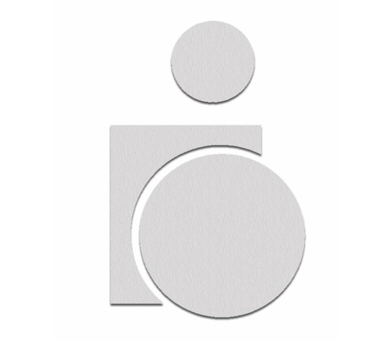 Phos pictogram Rolstoel