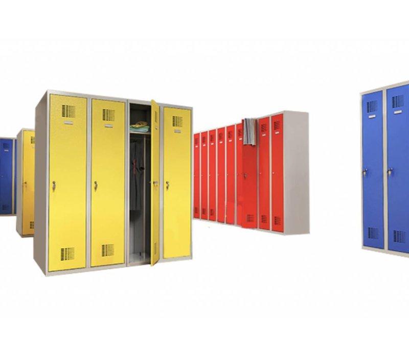 Scoop Armoire vestiaires double compartiment