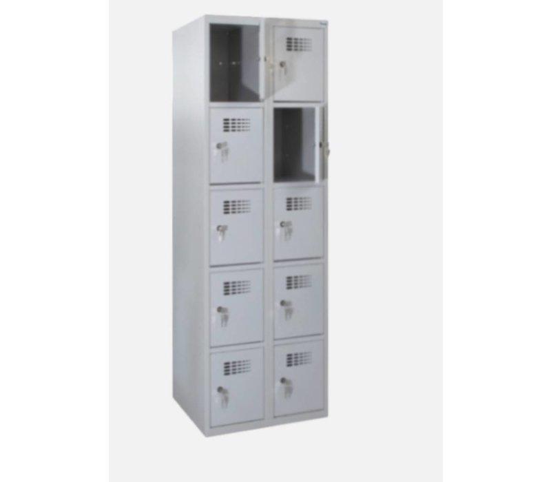 Scoop lockers 1 tot 3 kolommen