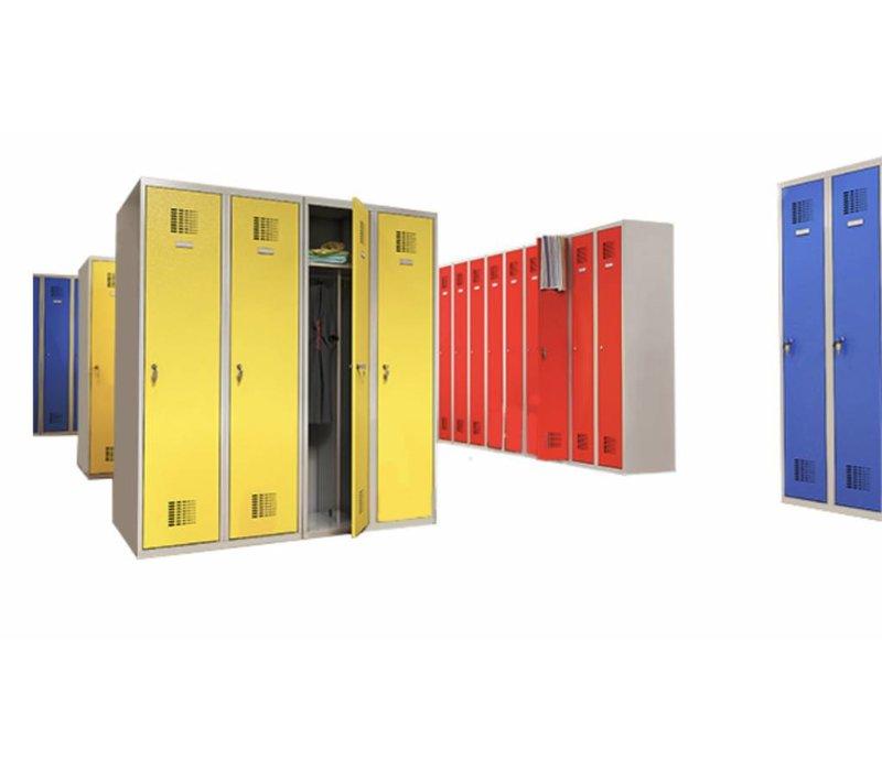 Scoop grote lockers