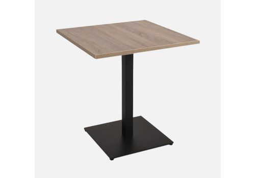 BNO Scoop tables Carré H 74cm