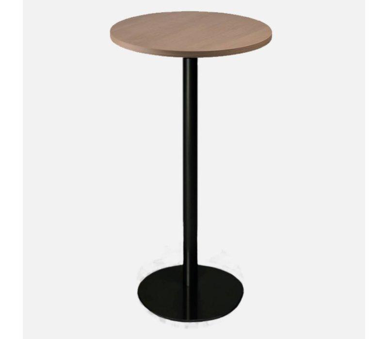 Scoop hoge tafels Rond