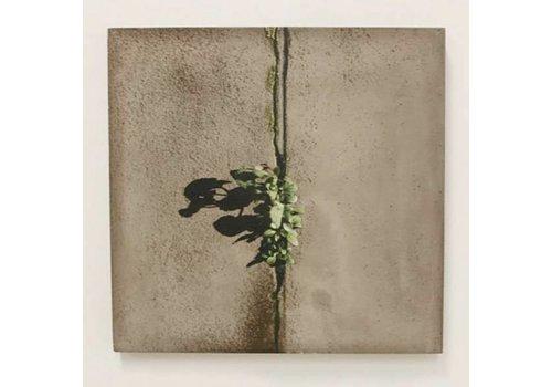 Jan Kurtz Gras beton schilderij