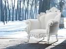 Proust fauteuil baroque