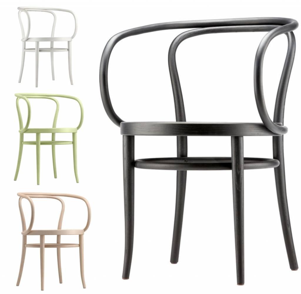 6 chaise cannée ou contre-plaqué