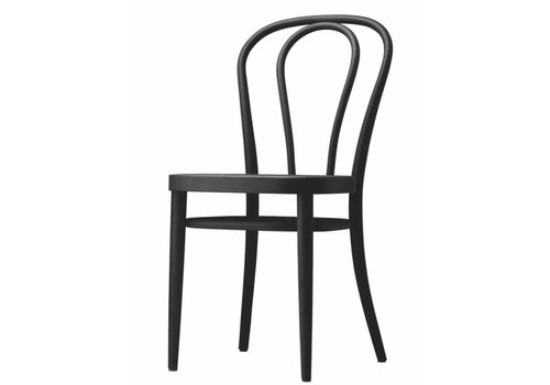 Thonet 218 chaise cannée ou contre-plaqué