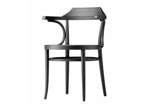 Thonet 233 chaise cannée ou contre-plaqué