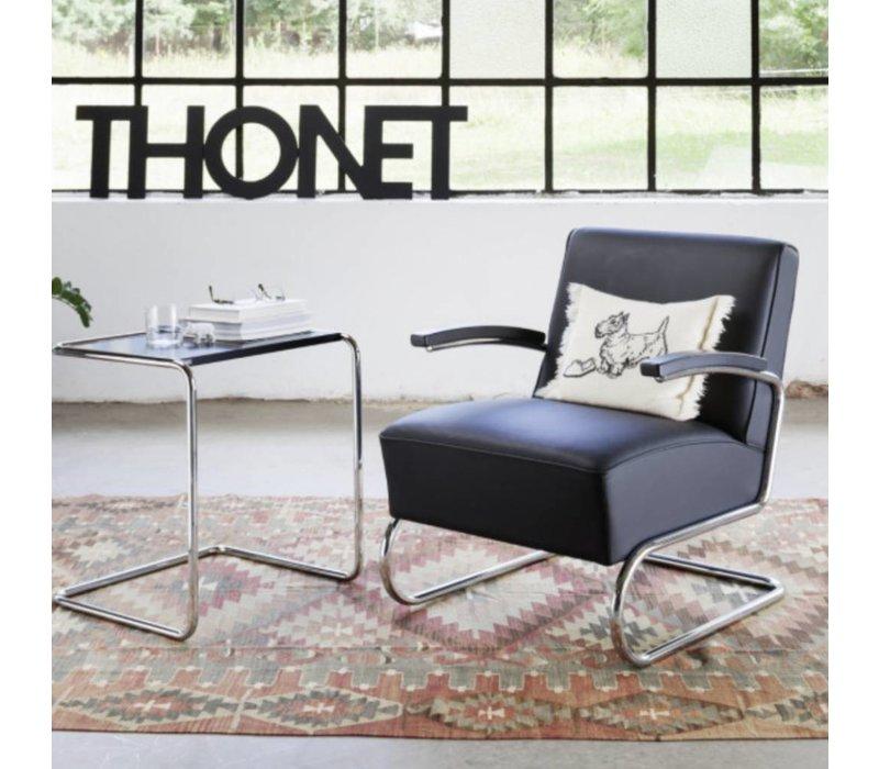 S411 fauteuil leder