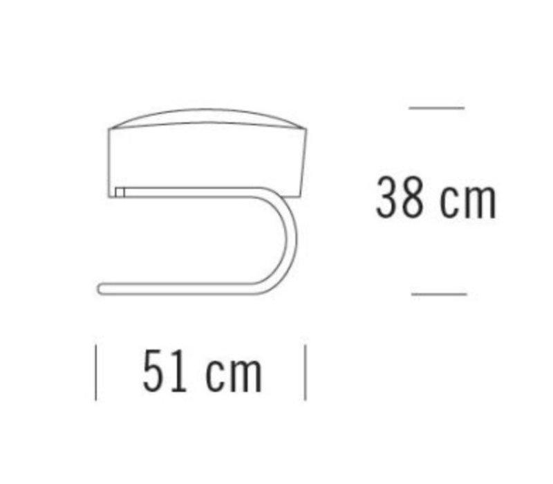 S411 H voetenbank