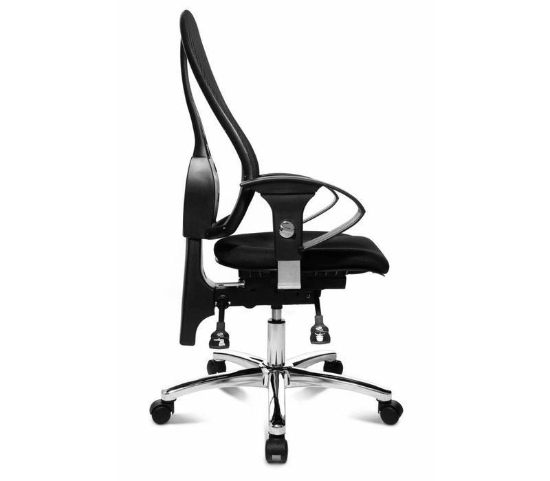Sitness Art zwart bureaustoel
